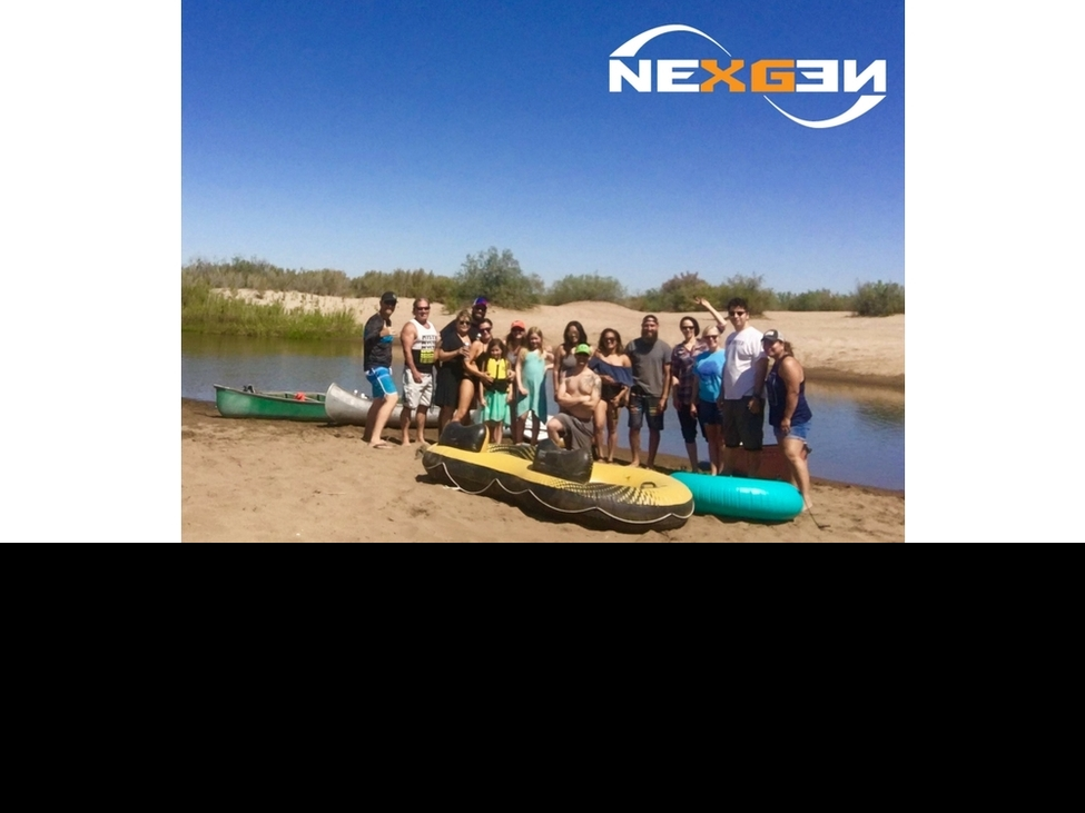 NexGen Paddle & Picnic with Charlie Flynn, Exec Dir of Yuma Crossing National Heritage Area